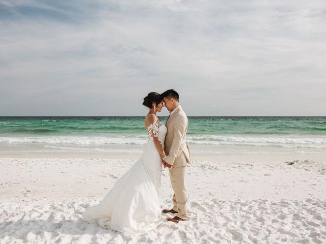 David and Karen's Wedding in Destin, Florida 1
