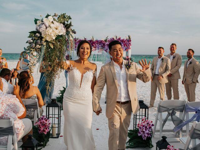 David and Karen's Wedding in Destin, Florida 2