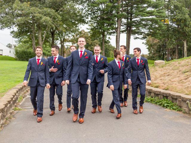 Jake and Ashley's Wedding in Georgetown, Massachusetts 5