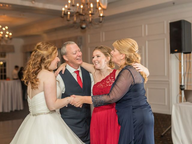Jake and Ashley's Wedding in Georgetown, Massachusetts 9