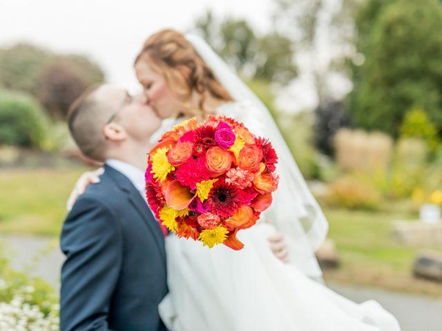 Jake and Ashley's Wedding in Georgetown, Massachusetts 12