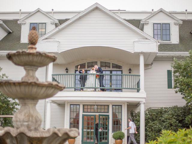 Jake and Ashley's Wedding in Georgetown, Massachusetts 13