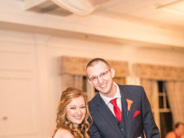 Jake and Ashley's Wedding in Georgetown, Massachusetts 32