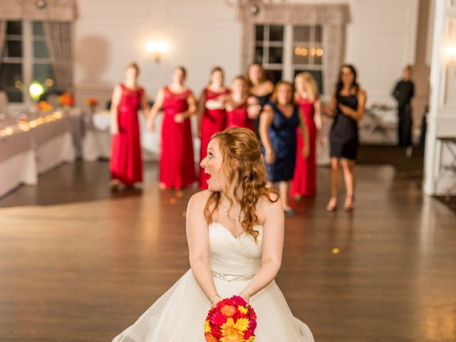 Jake and Ashley's Wedding in Georgetown, Massachusetts 38