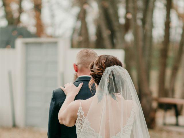 Chris and Elisha's Wedding in Waldorf, Minnesota 15