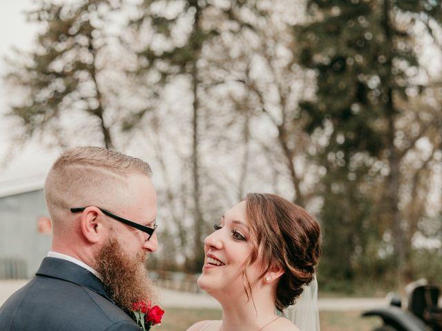 Chris and Elisha's Wedding in Waldorf, Minnesota 18