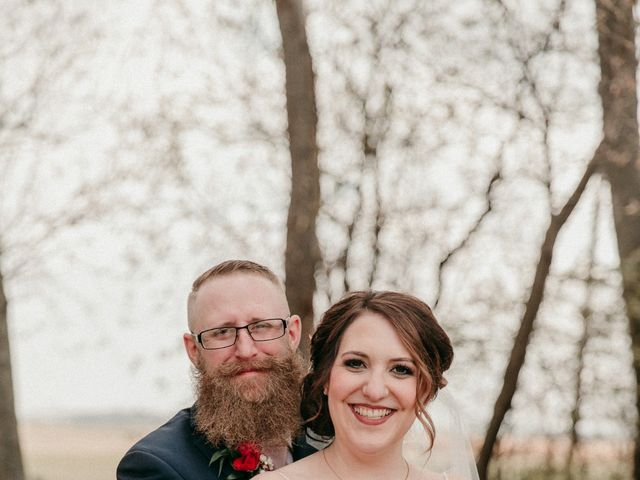 Chris and Elisha's Wedding in Waldorf, Minnesota 19