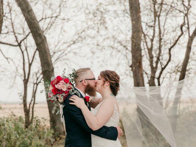 Chris and Elisha's Wedding in Waldorf, Minnesota 22