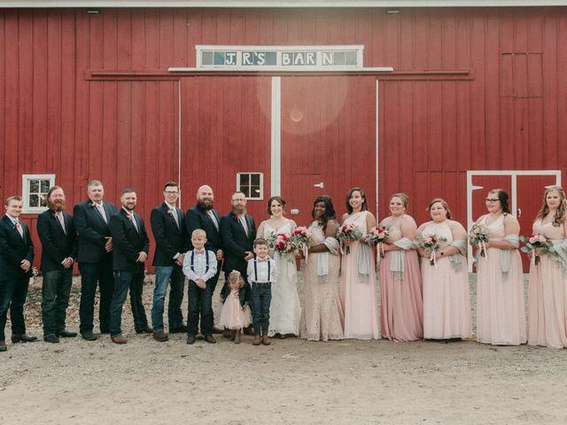 Chris and Elisha's Wedding in Waldorf, Minnesota 29