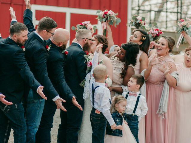 Chris and Elisha's Wedding in Waldorf, Minnesota 30
