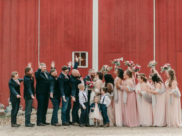 Chris and Elisha's Wedding in Waldorf, Minnesota 31