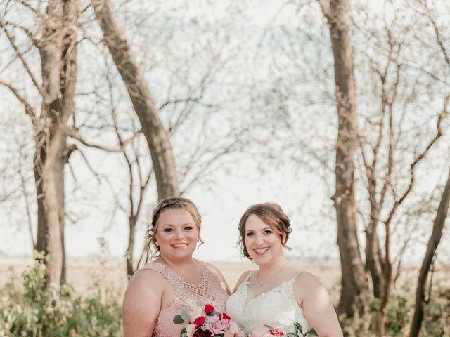 Chris and Elisha's Wedding in Waldorf, Minnesota 45