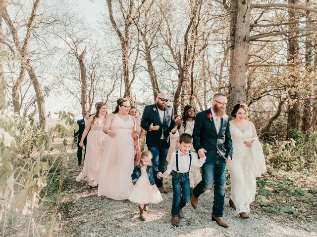 Chris and Elisha's Wedding in Waldorf, Minnesota 50