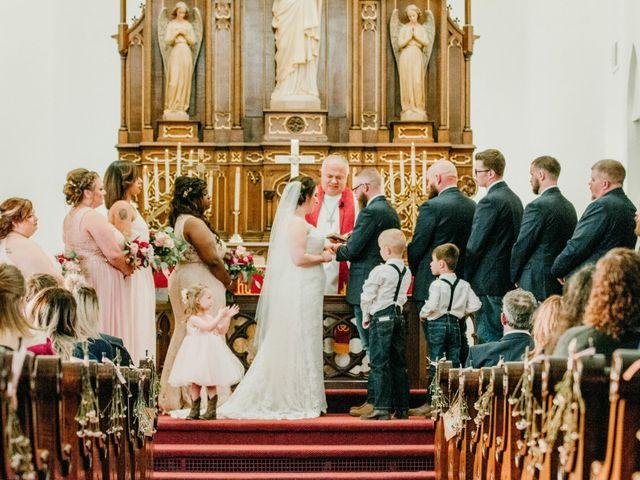 Chris and Elisha's Wedding in Waldorf, Minnesota 53