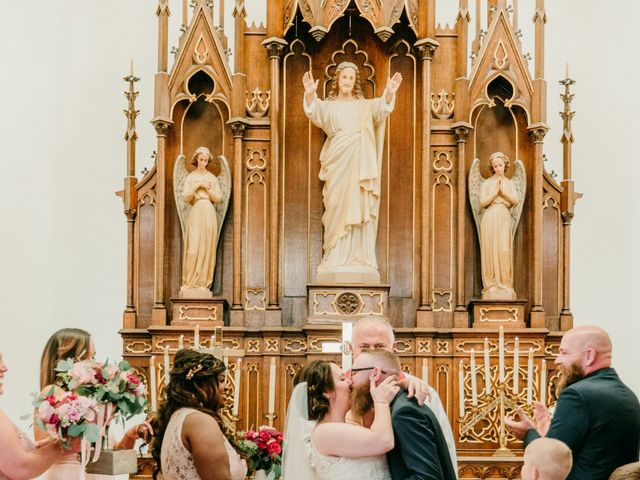 Chris and Elisha's Wedding in Waldorf, Minnesota 54