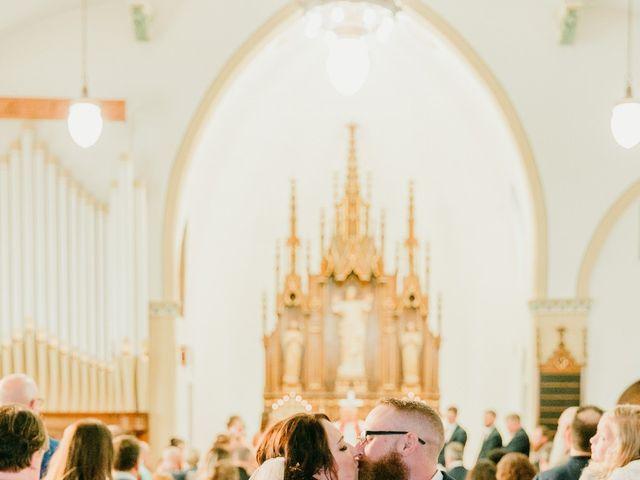 Chris and Elisha's Wedding in Waldorf, Minnesota 55