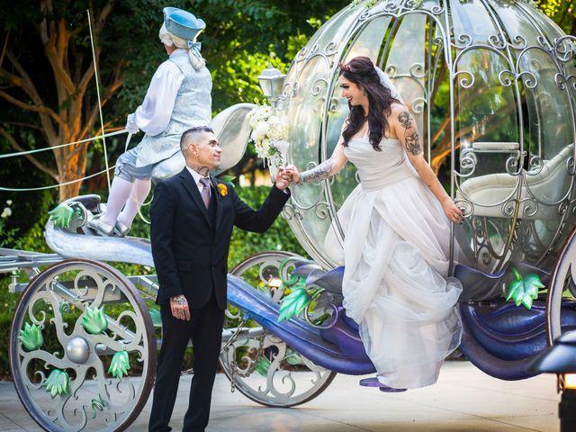 The wedding of Katryna and Truett