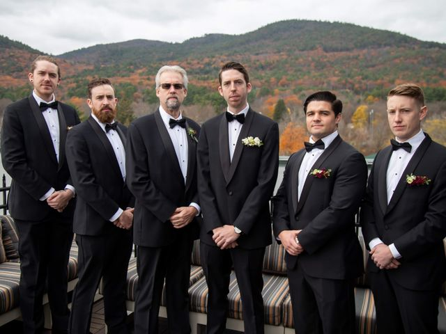 Jimmy and Andrea's Wedding in Lake George, New York 10