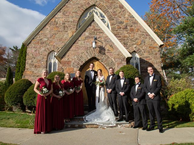 Jimmy and Andrea's Wedding in Lake George, New York 20