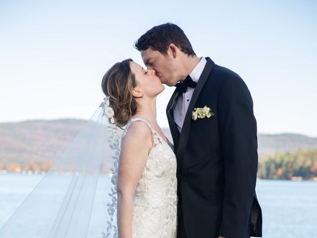 Jimmy and Andrea's Wedding in Lake George, New York 25