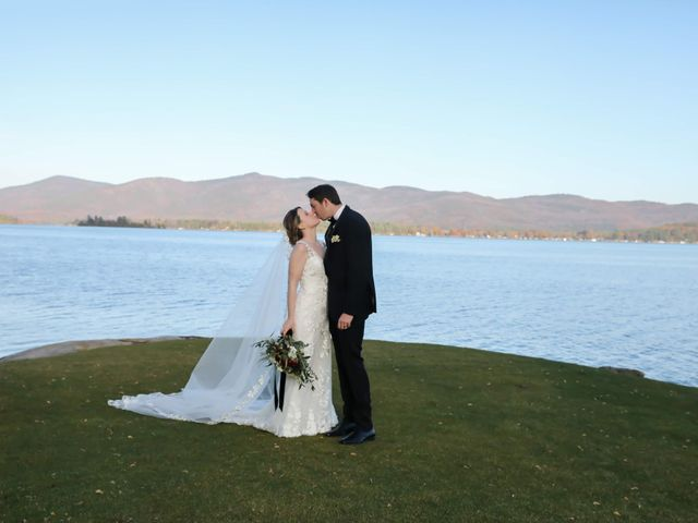 Jimmy and Andrea's Wedding in Lake George, New York 26
