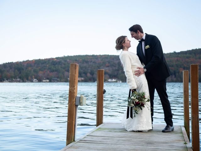 Jimmy and Andrea's Wedding in Lake George, New York 28