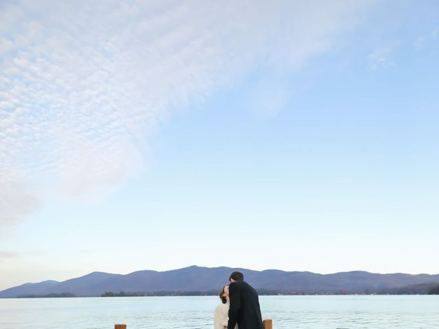 Jimmy and Andrea's Wedding in Lake George, New York 2