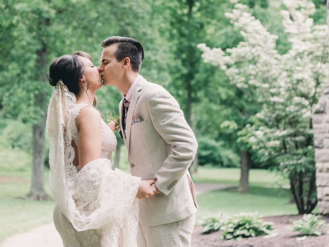 Juliet and John's Wedding in Cleveland, Ohio 30