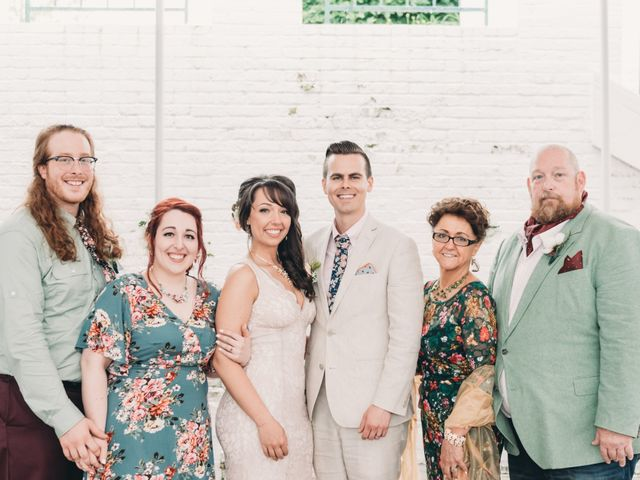 Juliet and John's Wedding in Cleveland, Ohio 100