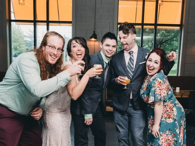Juliet and John's Wedding in Cleveland, Ohio 116