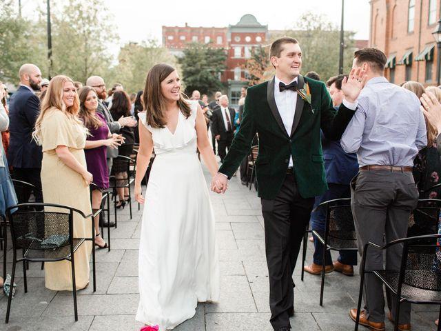 DAVID and KAI's Wedding in Richmond, Virginia 13