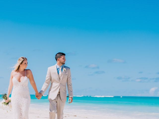 Thomas and Mallory's Wedding in Punta Cana, Dominican Republic 6