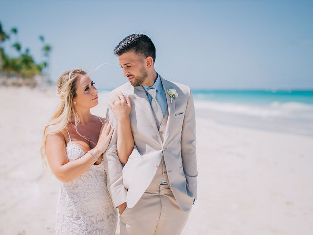 Thomas and Mallory's Wedding in Punta Cana, Dominican Republic 8