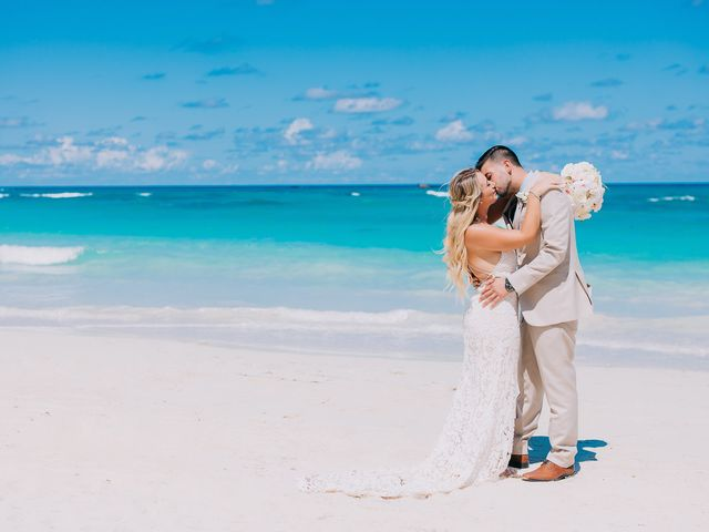 Thomas and Mallory's Wedding in Punta Cana, Dominican Republic 9
