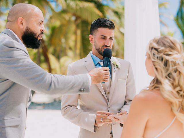 Thomas and Mallory's Wedding in Punta Cana, Dominican Republic 11