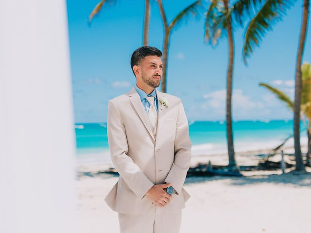 Thomas and Mallory's Wedding in Punta Cana, Dominican Republic 16