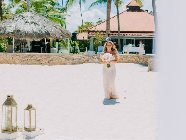 Thomas and Mallory's Wedding in Punta Cana, Dominican Republic 17