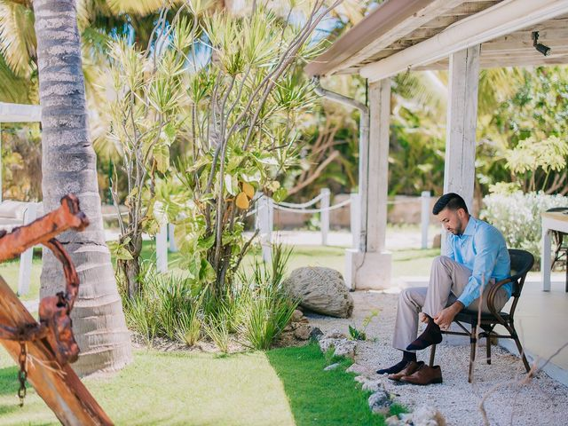 Thomas and Mallory's Wedding in Punta Cana, Dominican Republic 21