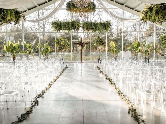 Adam and Scarlet's Wedding in Highlandville, Missouri 2