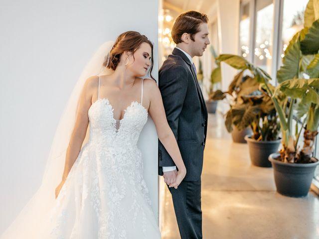 Adam and Scarlet's Wedding in Highlandville, Missouri 9