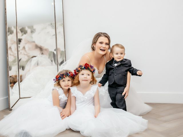 Adam and Scarlet's Wedding in Highlandville, Missouri 12
