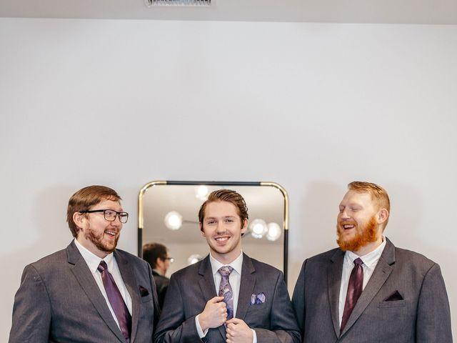 Adam and Scarlet's Wedding in Highlandville, Missouri 13