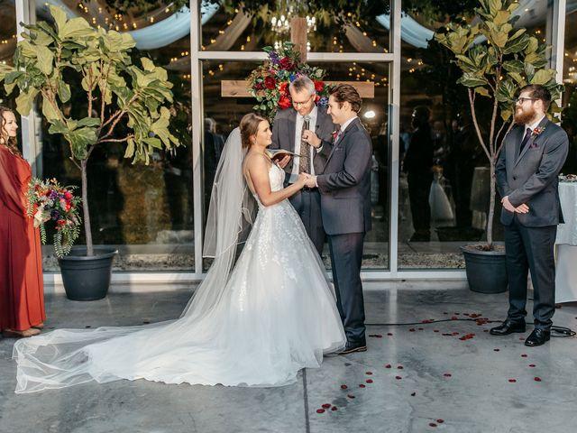 Adam and Scarlet's Wedding in Highlandville, Missouri 14