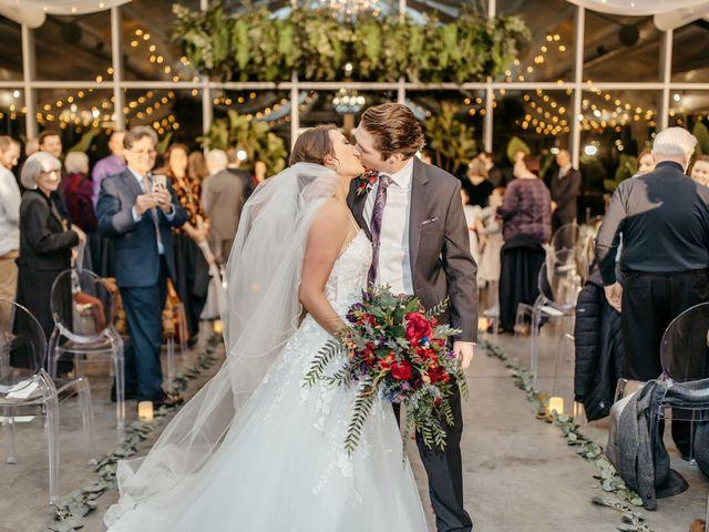 Adam and Scarlet's Wedding in Highlandville, Missouri 15