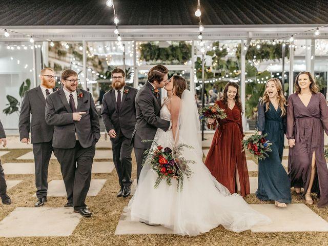 Adam and Scarlet's Wedding in Highlandville, Missouri 16