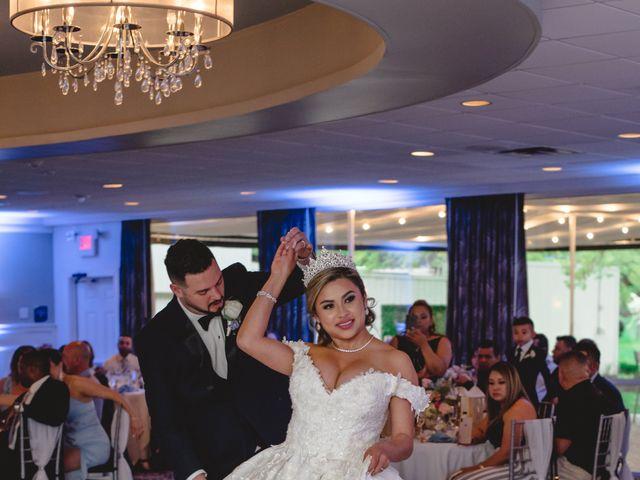 Robert and Elizabeth's Wedding in Mount Laurel, New Jersey 10