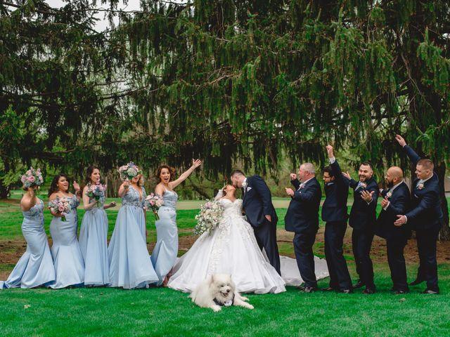 Robert and Elizabeth's Wedding in Mount Laurel, New Jersey 16