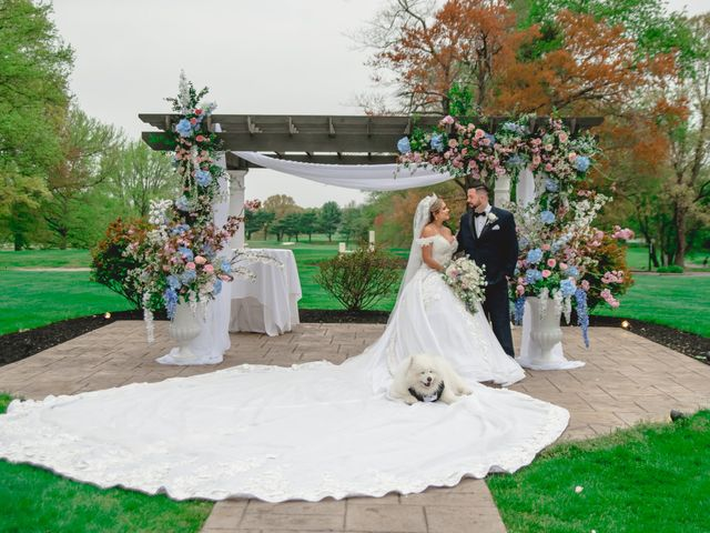 Robert and Elizabeth's Wedding in Mount Laurel, New Jersey 20