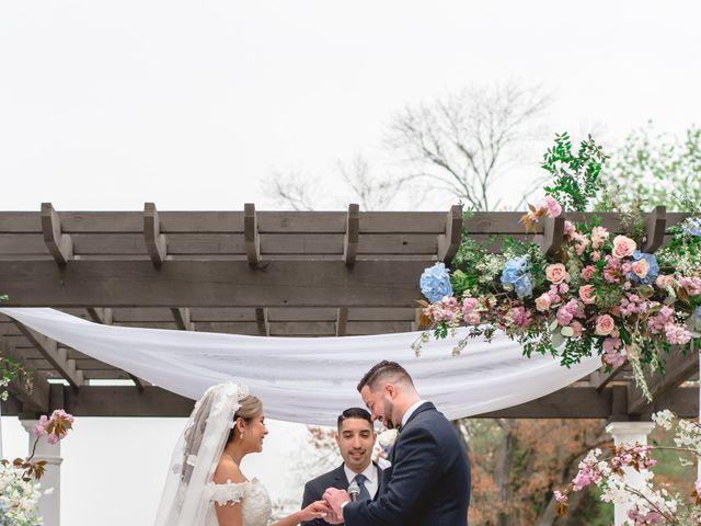 Robert and Elizabeth's Wedding in Mount Laurel, New Jersey 27
