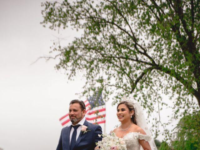 Robert and Elizabeth's Wedding in Mount Laurel, New Jersey 30